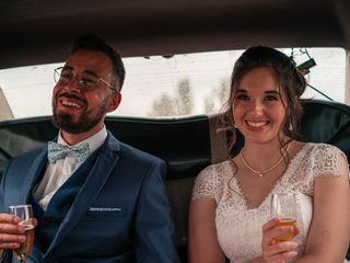Le mariage de Marina et Yassine
