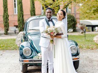 Le mariage de Mélia et Jorim