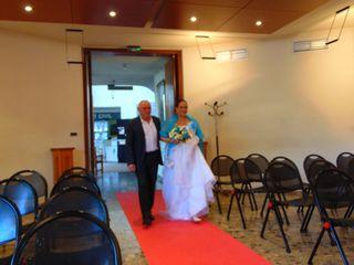Le mariage de Sandrine et Darig 1