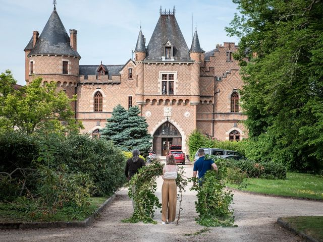 Le mariage de Jean-Victor et Alexia à Clermont-Ferrand, Puy-de-Dôme 6