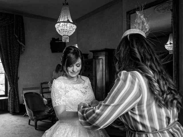 Le mariage de Jean-Victor et Alexia à Clermont-Ferrand, Puy-de-Dôme 17