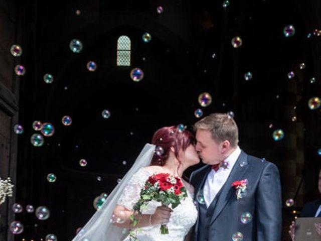 Le mariage de Jean-Victor et Alexia à Clermont-Ferrand, Puy-de-Dôme 22
