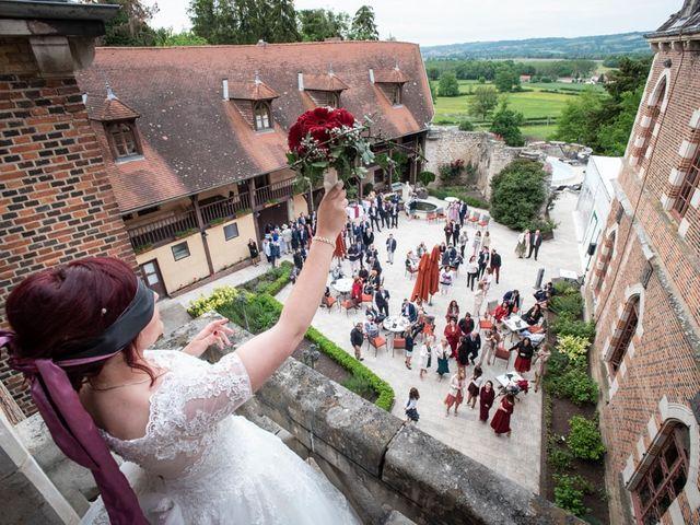 Le mariage de Jean-Victor et Alexia à Clermont-Ferrand, Puy-de-Dôme 27