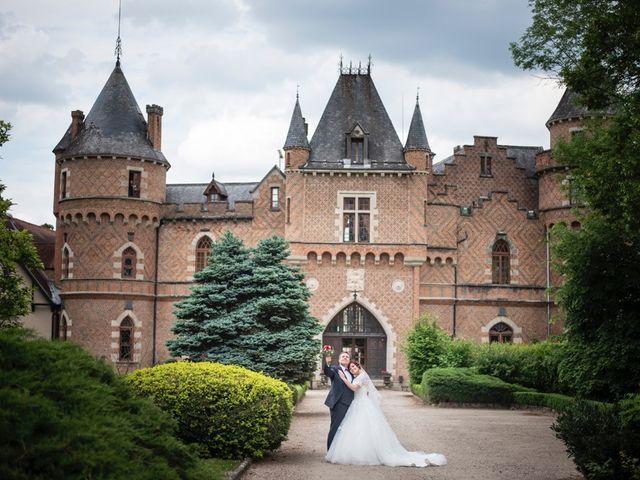 Le mariage de Alexia et Jean-Victor