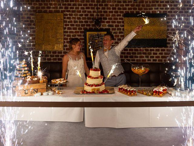Le mariage de Laury et Laura à Loos, Nord 20