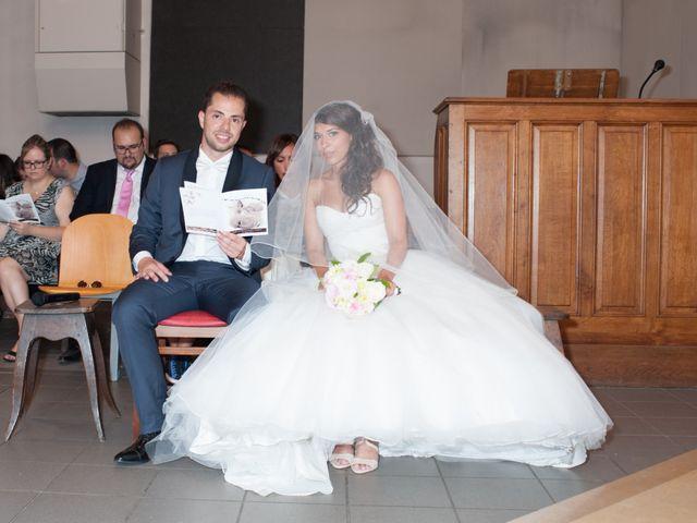 Le mariage de Gloria et Tristan  à Eybens, Isère 13