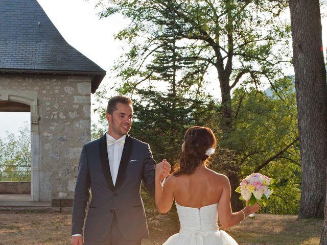 Le mariage de Gloria et Tristan  à Eybens, Isère 17