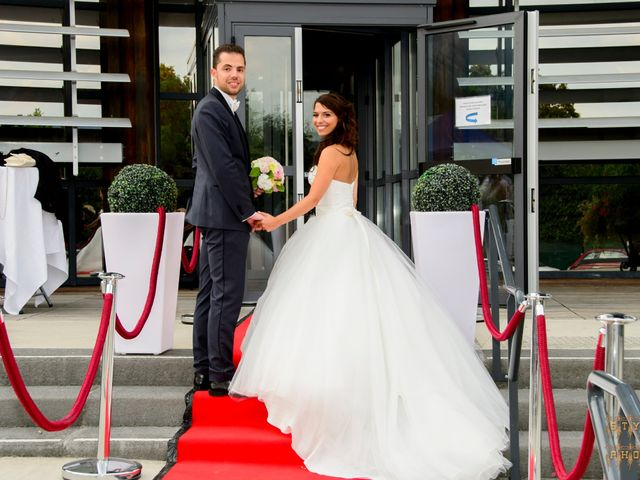 Le mariage de Gloria et Tristan  à Eybens, Isère 23