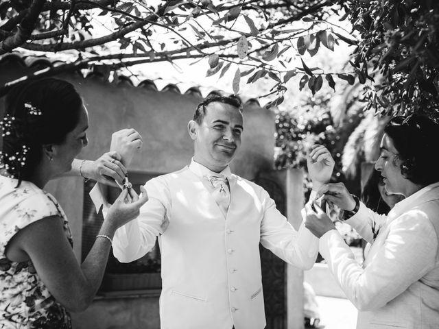 Le mariage de Loïc et Laurine à Le Bar-sur-Loup, Alpes-Maritimes 21