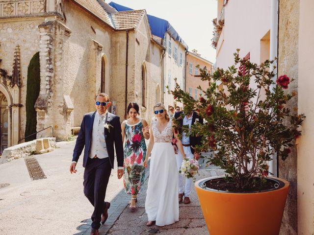 Le mariage de Loïc et Laurine à Le Bar-sur-Loup, Alpes-Maritimes 30