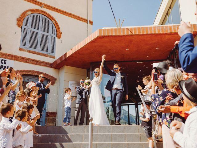 Le mariage de Loïc et Laurine à Le Bar-sur-Loup, Alpes-Maritimes 32