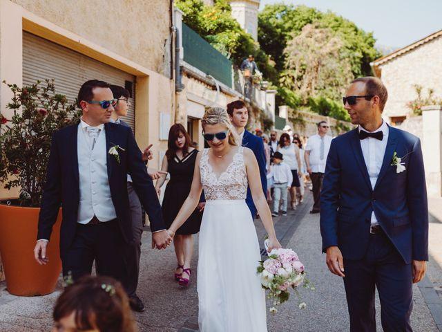 Le mariage de Loïc et Laurine à Le Bar-sur-Loup, Alpes-Maritimes 33