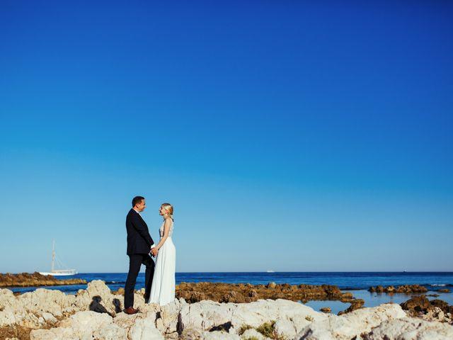 Le mariage de Loïc et Laurine à Le Bar-sur-Loup, Alpes-Maritimes 56