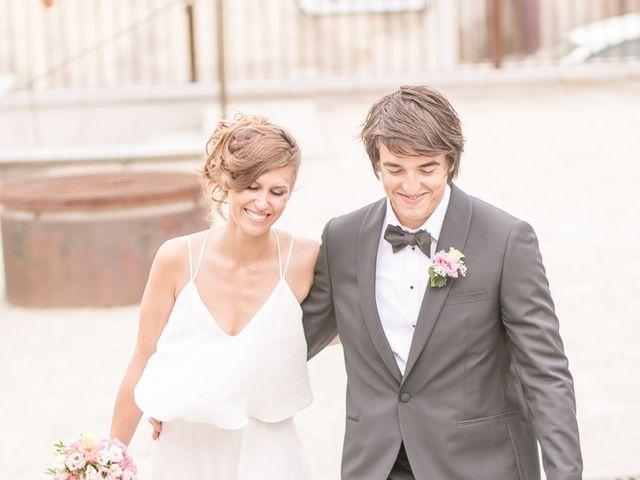 Le mariage de Marie Charlotte et Olivier à Montréal, Aude 3