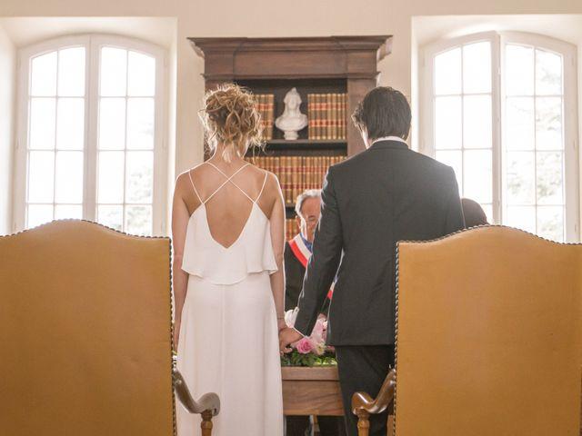Le mariage de Marie Charlotte et Olivier à Montréal, Aude 4