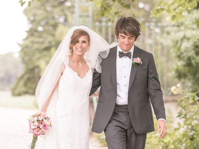 Le mariage de Marie Charlotte et Olivier à Montréal, Aude 7