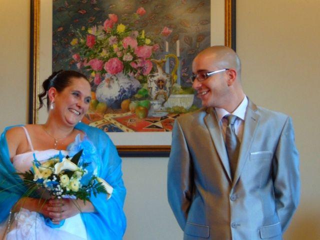 Le mariage de Sandrine et Darig