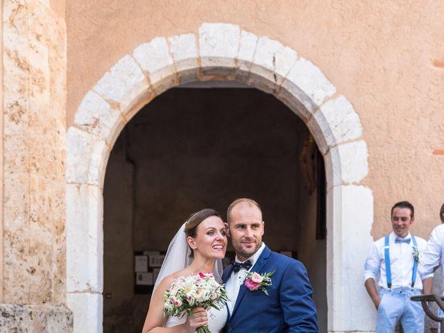 Le mariage de Romain et Amandine à Baixas, Pyrénées-Orientales 32