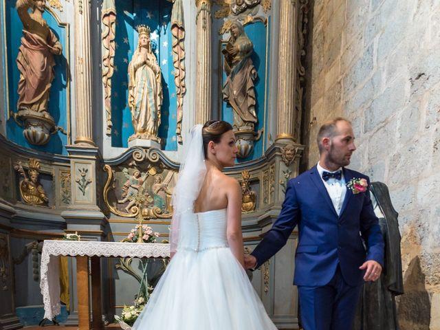 Le mariage de Romain et Amandine à Baixas, Pyrénées-Orientales 19