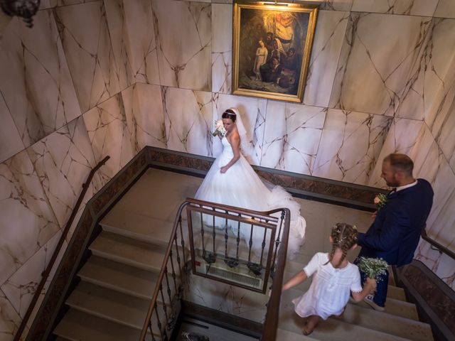 Le mariage de Romain et Amandine à Baixas, Pyrénées-Orientales 11