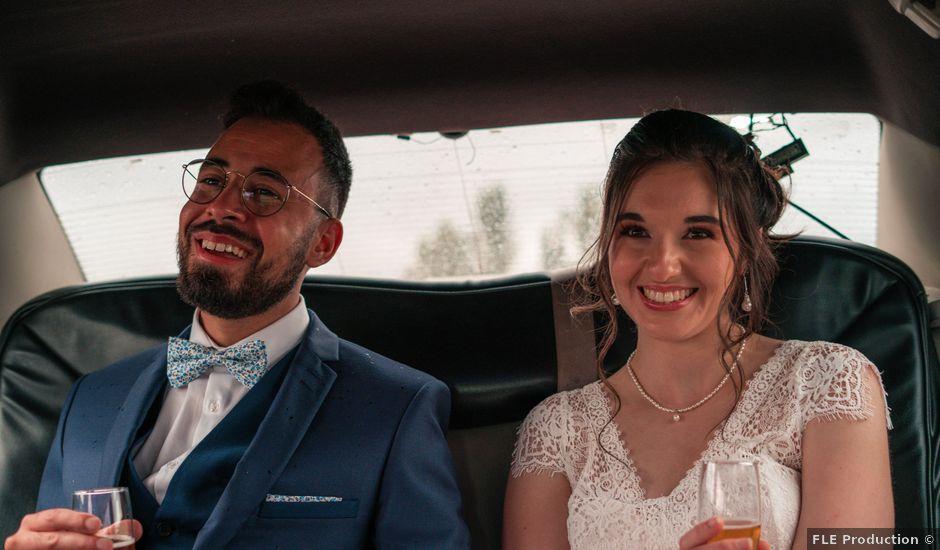 Le mariage de Yassine et Marina à Venerque, Haute-Garonne