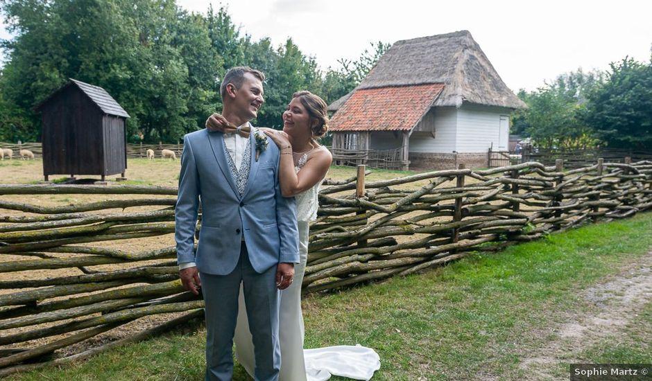 Le mariage de Laury et Laura à Loos, Nord