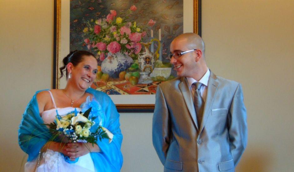 Le mariage de Darig et Sandrine à Saint-Renan, Finistère