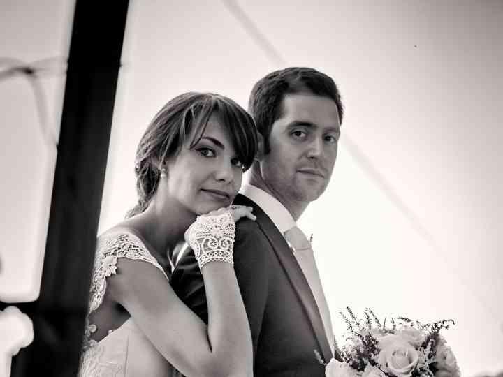 Le mariage de Stefan et Anaïs