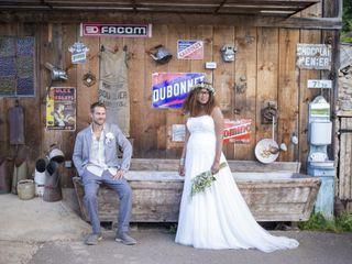 Le mariage de Audrey et Mathias
