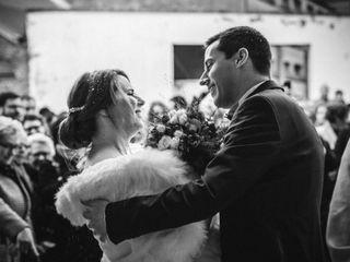 Le mariage de Sandrine et Thibaut 1