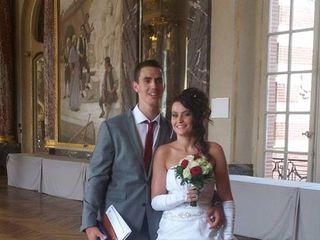 Le mariage de Fabrice et Alizée 3