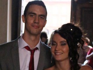 Le mariage de Fabrice et Alizée