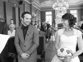 Le mariage de Laurène et Cédric