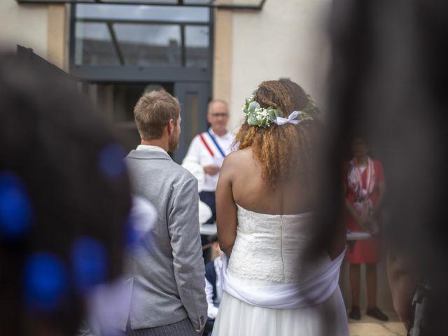 Le mariage de Mathias et Audrey à Beaubery, Saône et Loire 1