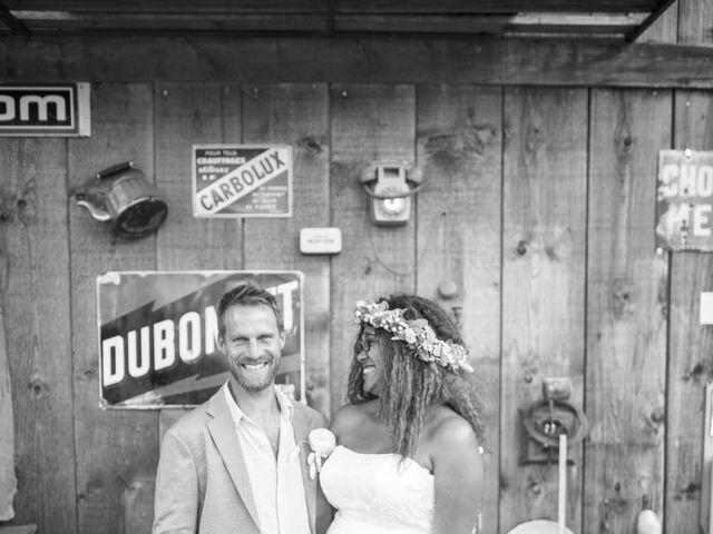 Le mariage de Mathias et Audrey à Beaubery, Saône et Loire 10