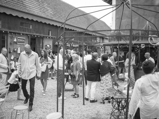 Le mariage de Mathias et Audrey à Beaubery, Saône et Loire 13