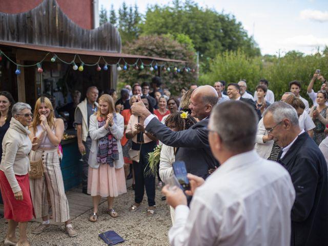 Le mariage de Mathias et Audrey à Beaubery, Saône et Loire 27