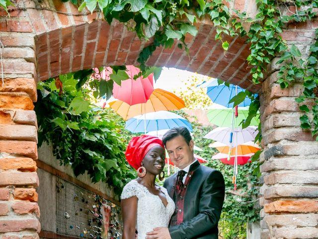 Le mariage de Samuel et Elise à Saint-Cyprien, Pyrénées-Orientales 6