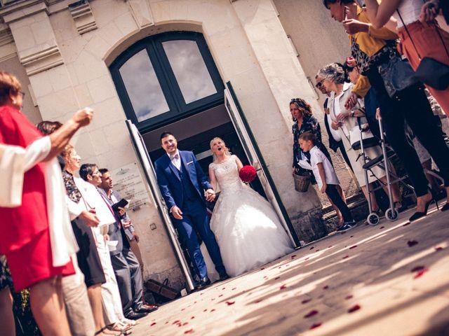Le mariage de Huseyin et Alice à Saint-Maur, Indre 160