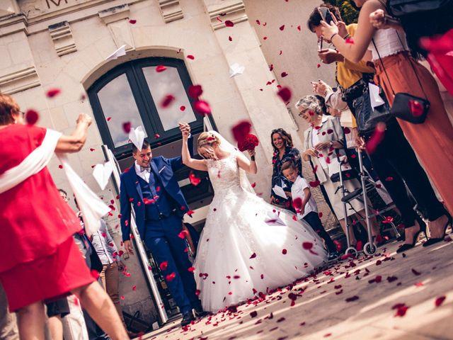 Le mariage de Huseyin et Alice à Saint-Maur, Indre 162
