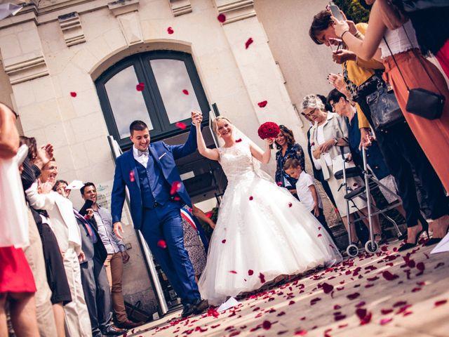 Le mariage de Huseyin et Alice à Saint-Maur, Indre 163