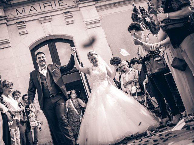 Le mariage de Huseyin et Alice à Saint-Maur, Indre 164