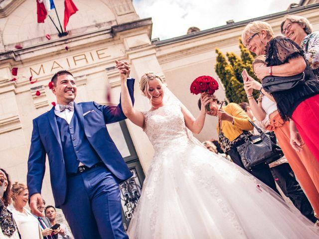 Le mariage de Huseyin et Alice à Saint-Maur, Indre 165