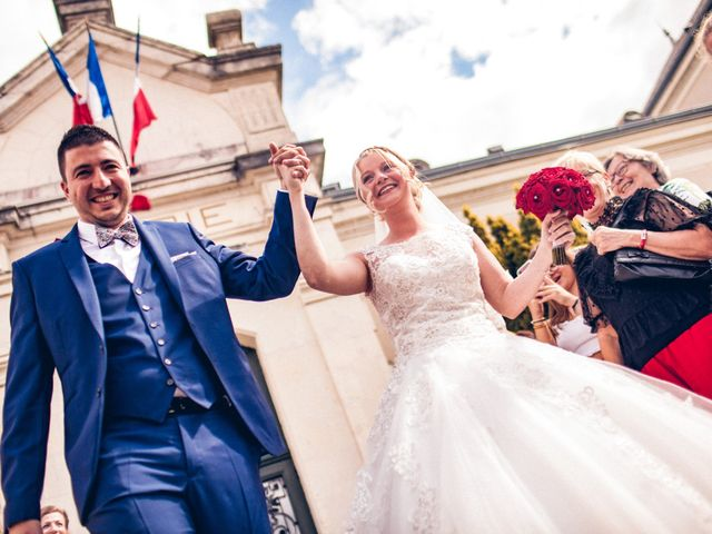 Le mariage de Huseyin et Alice à Saint-Maur, Indre 166