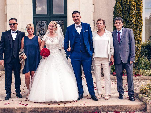 Le mariage de Huseyin et Alice à Saint-Maur, Indre 173