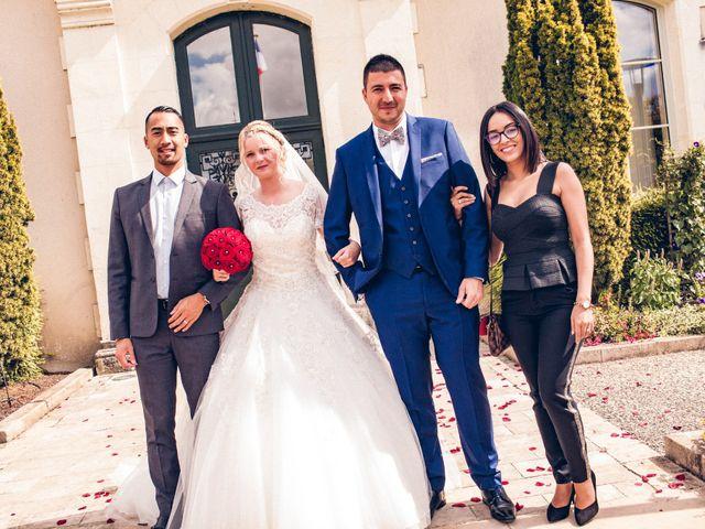 Le mariage de Huseyin et Alice à Saint-Maur, Indre 175