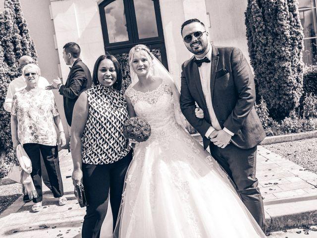 Le mariage de Huseyin et Alice à Saint-Maur, Indre 176