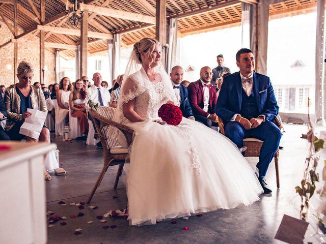 Le mariage de Huseyin et Alice à Saint-Maur, Indre 181