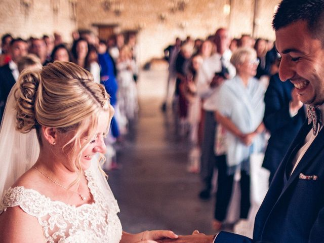 Le mariage de Huseyin et Alice à Saint-Maur, Indre 197