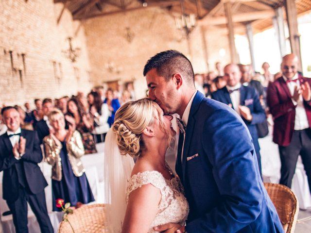 Le mariage de Huseyin et Alice à Saint-Maur, Indre 200